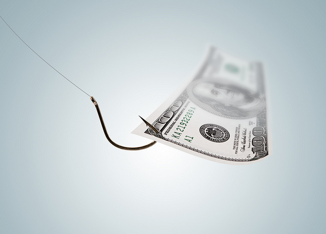 Money on a Hook - Online Investment