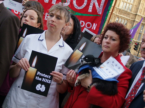 NHS Save Elderly Health Should Baby Boomers Fear the NHS?