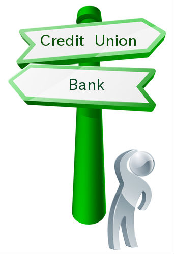 credit union or bank What are the Advantages of a Credit Union versus a Bank?