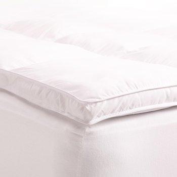 all season down alternative queen mattress topper The Best Mattress Topper For Your Best Night Of Sleep